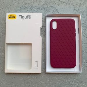 NEW OtterBox Figura iPhone XR Case in Pink